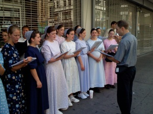 Mennonites of today in Los Angeles Image: boingboing.net