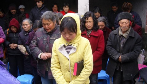 In China today, many evangelists are women Image: evangelismnews.net