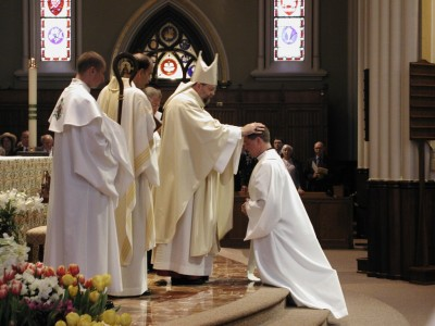 Traditional ordination to the priesthood